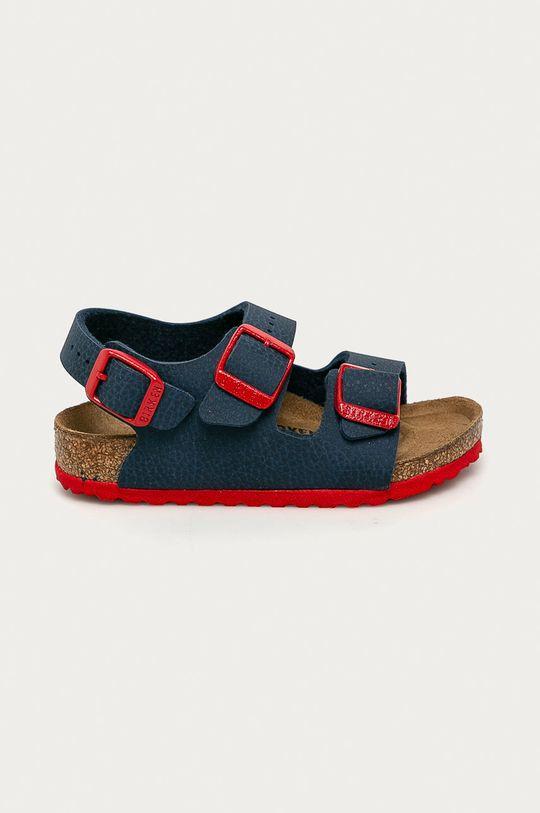bleumarin Birkenstock - Sandale copii Milano De băieți