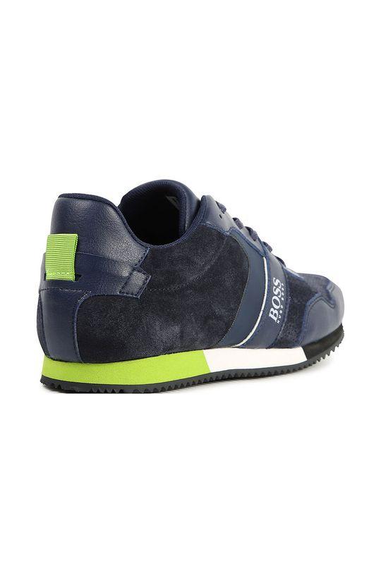 Boss - Detské topánky  Zvršok: Syntetická látka, Prírodná koža, Semišová koža Vnútro: Syntetická látka, Textil Podšívka: Syntetická látka