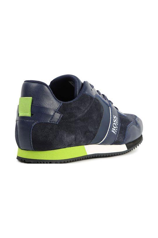 Boss - Detské topánky  Zvršok: Syntetická látka, Prírodná koža, Semišová koža Vnútro: Syntetická látka, Textil Podrážka: Syntetická látka
