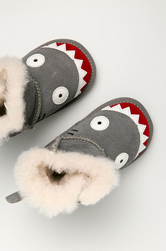 gri Emu Australia - Cizme de iarna copii Shark Walker