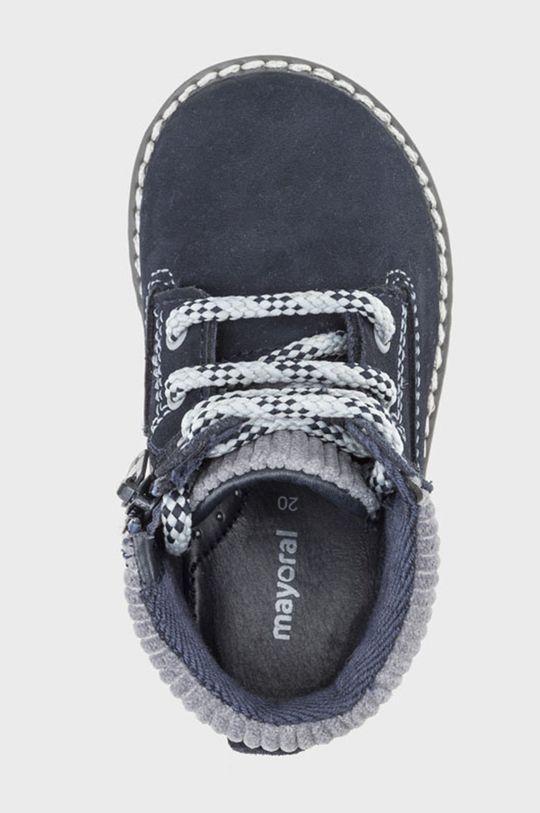 Mayoral - Detské semišové topánky  Zvršok: Prírodná koža Vnútro: Textil, Prírodná koža Podrážka: Syntetická látka