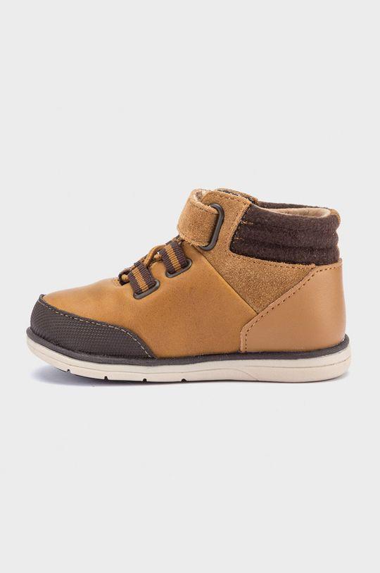 Mayoral - Dětské boty olivová