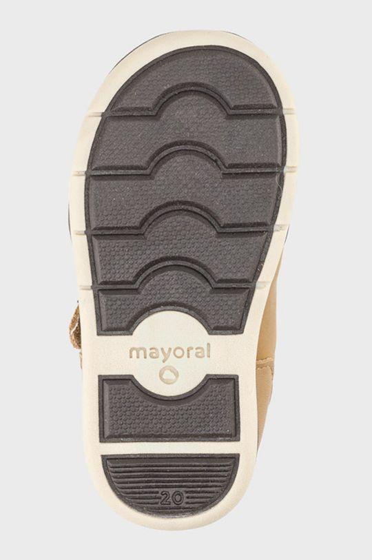 olivová Mayoral - Dětské boty