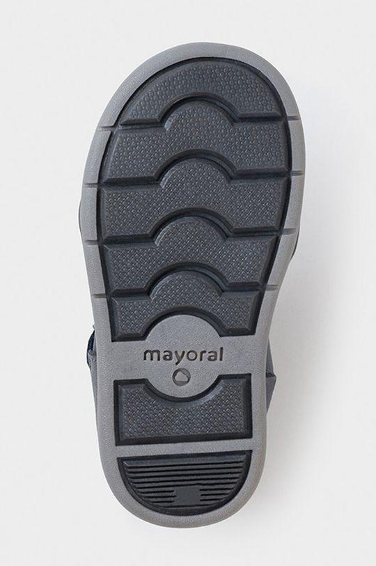 tmavomodrá Mayoral - Detské topánky