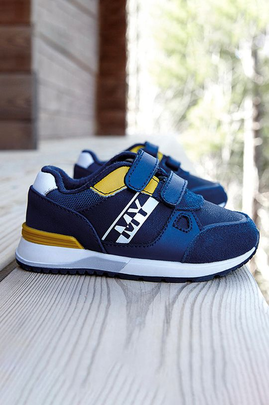 modrá Mayoral - Detské topánky Chlapčenský