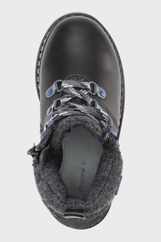 Mayoral - Detské kožené topánky  Zvršok: Prírodná koža Vnútro: Textil, Prírodná koža Podrážka: Syntetická látka