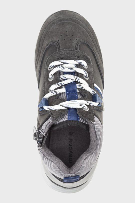Mayoral - Pantofi  Gamba: Material sintetic, Piele naturala Interiorul: Material textil Talpa: Material sintetic