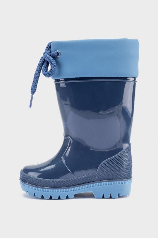 Mayoral - Detské gumáky modrá