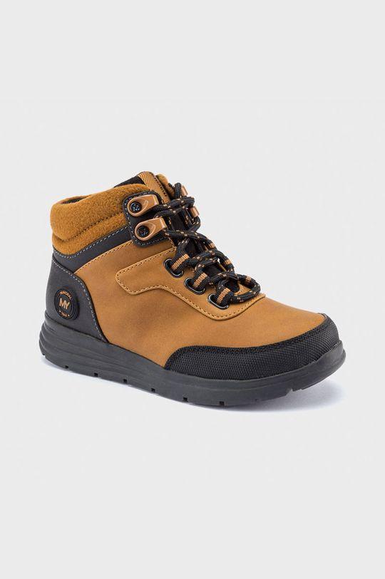 chihlimbar Mayoral - Pantofi copii De băieți