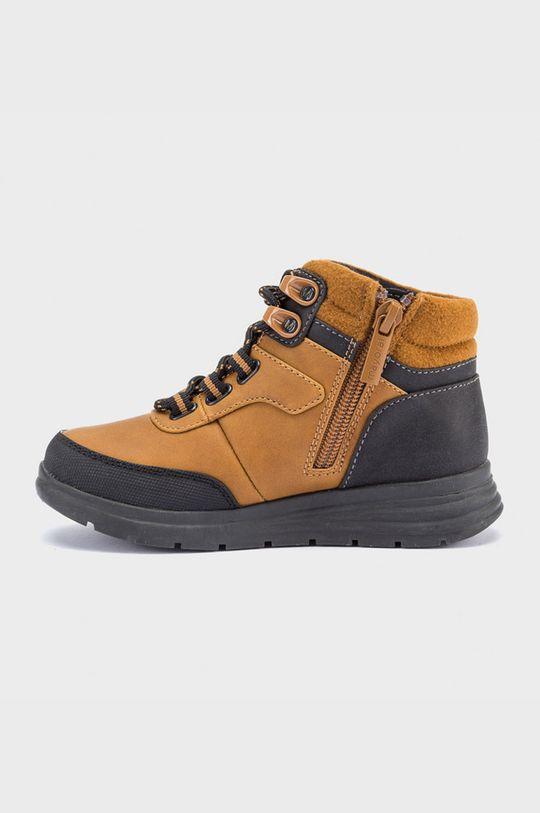 Mayoral - Detské topánky jantárová