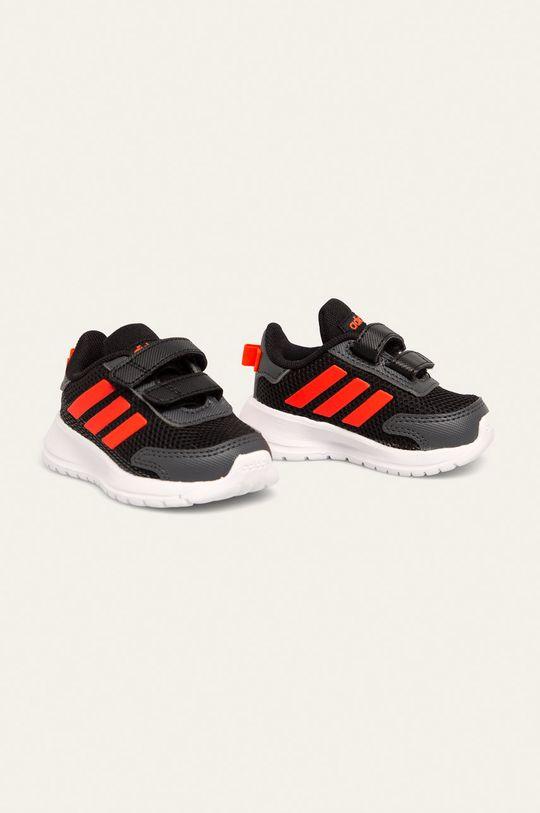 adidas - Кожаные ботинки Tensaur Run I чёрный