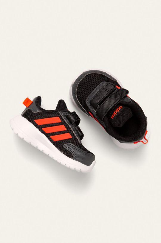 чёрный adidas - Кожаные ботинки Tensaur Run I