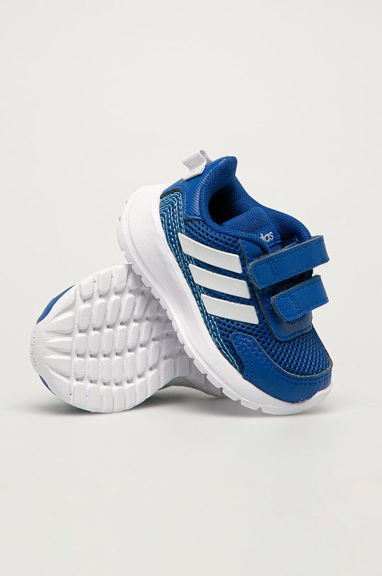 adidas - Детские ботинки Tensaur Run I  Голенище: Синтетический материал, Текстильный материал Внутренняя часть: Текстильный материал Подошва: Синтетический материал