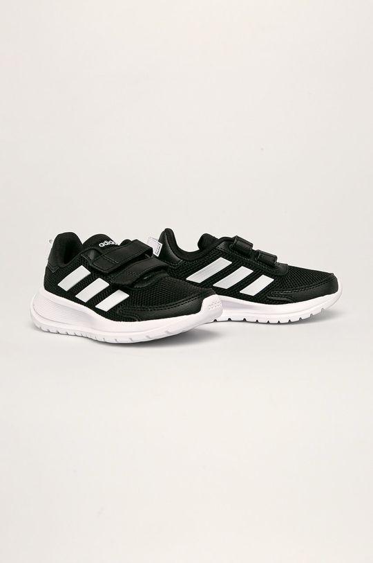 czarny adidas - Buty dziecięce Tensaur Run C Chłopięcy