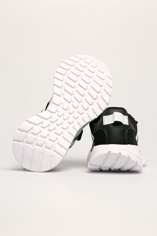 adidas - Buty dziecięce Tensaur Run C Cholewka: Materiał syntetyczny, Materiał tekstylny, Wnętrze: Materiał tekstylny, Podeszwa: Materiał syntetyczny