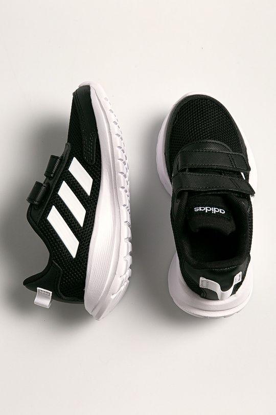 czarny adidas - Buty dziecięce Tensaur Run C