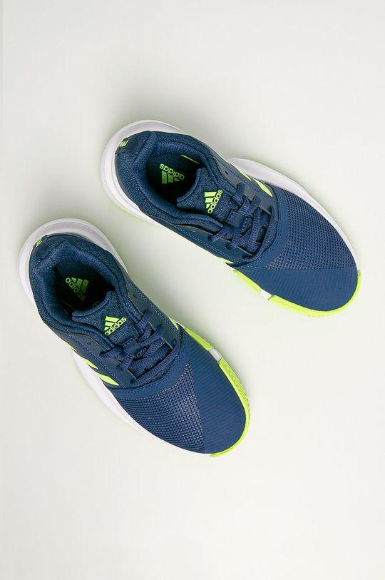 adidas Performance - Detské topánky CourtJam xJ Chlapčenský
