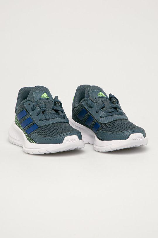 adidas - Детские ботинки Tensaur Run K серый