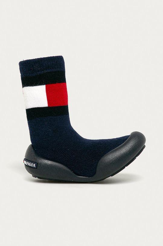 kék Tommy Hilfiger - Gyerek sportcipő Fiú
