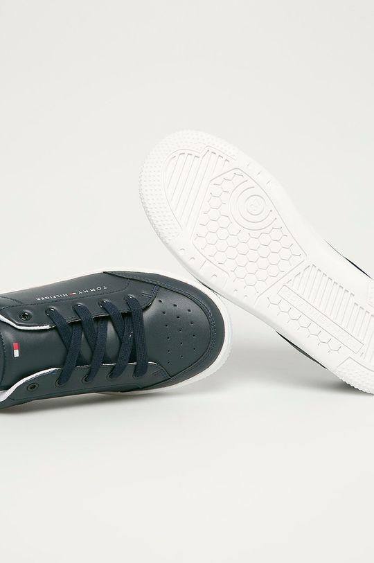 modrá Tommy Hilfiger - Dětské boty