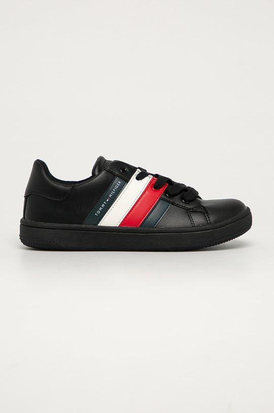 negru Tommy Hilfiger - Pantofi copii De băieți
