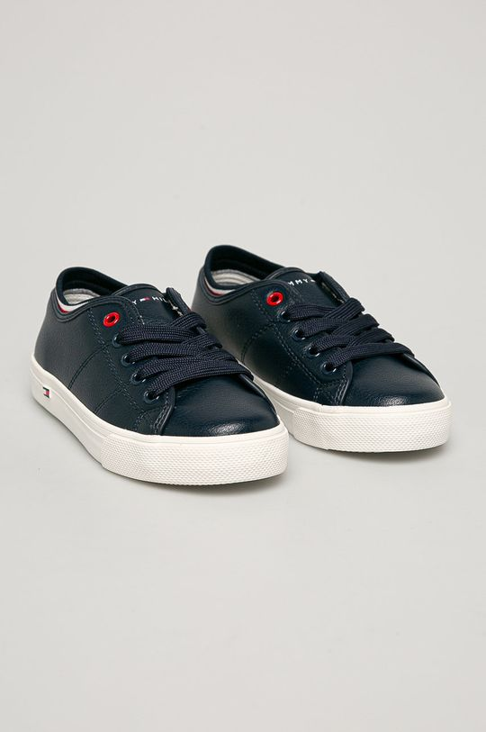 Tommy Hilfiger - Detské topánky tmavomodrá