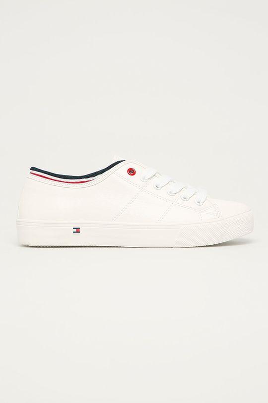 bílá Tommy Hilfiger - Dětské boty Chlapecký