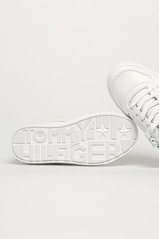 biały Tommy Hilfiger - Buty dziecięce