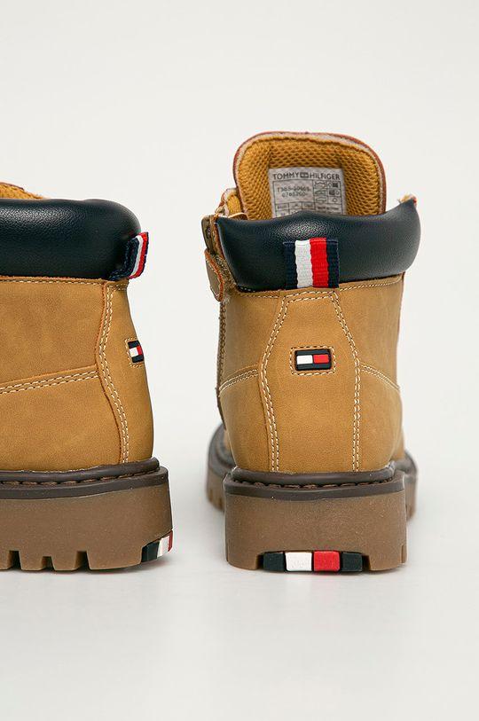 Tommy Hilfiger - Dětské boty  Svršek: Umělá hmota, Textilní materiál Vnitřek: Umělá hmota, Textilní materiál Podrážka: Umělá hmota