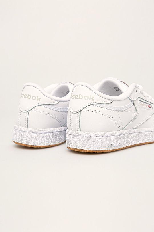 Reebok Classic - Detské topánky Club C  Zvršok: Prírodná koža Vnútro: Textil Podrážka: Syntetická látka