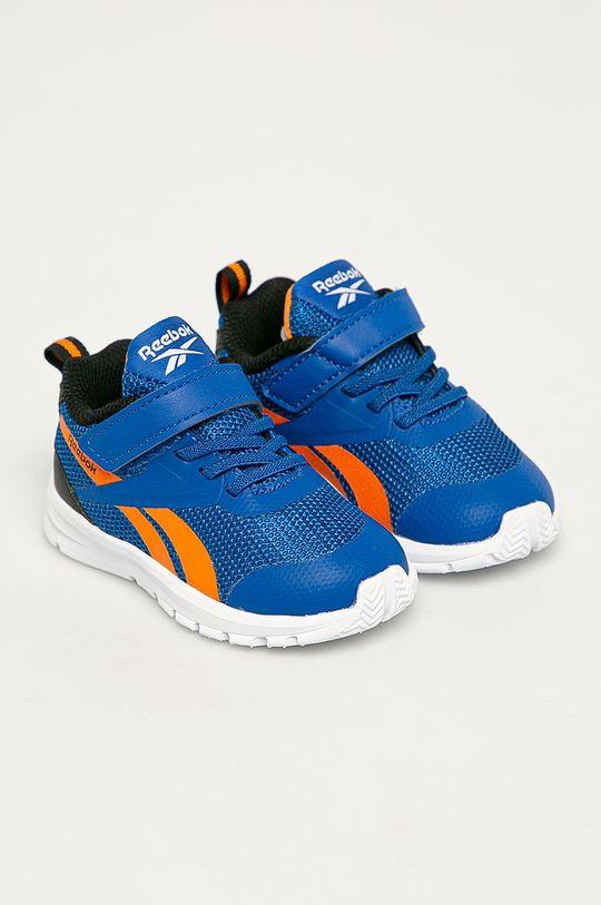 Reebok - Дитячі черевики Rush Runner 3.0 AL блакитний