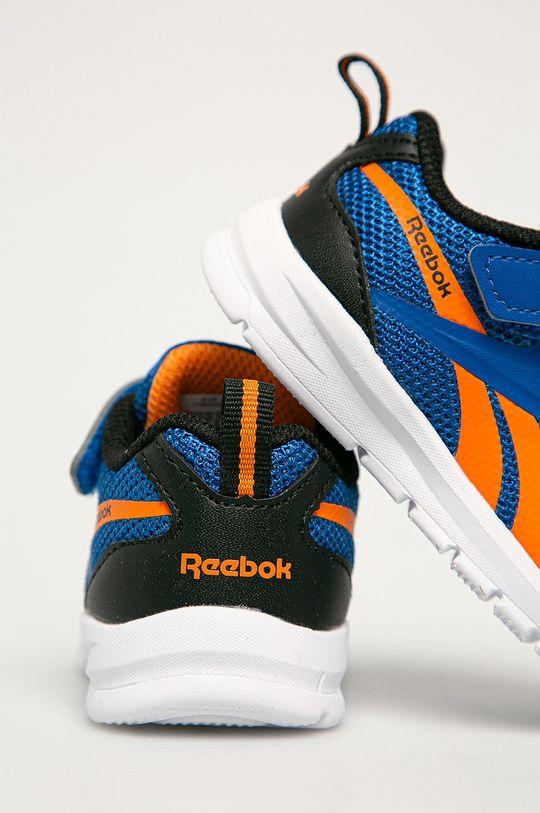 Reebok - Дитячі черевики Rush Runner 3.0 AL  Халяви: Синтетичний матеріал, Текстильний матеріал Внутрішня частина: Текстильний матеріал Підошва: Синтетичний матеріал