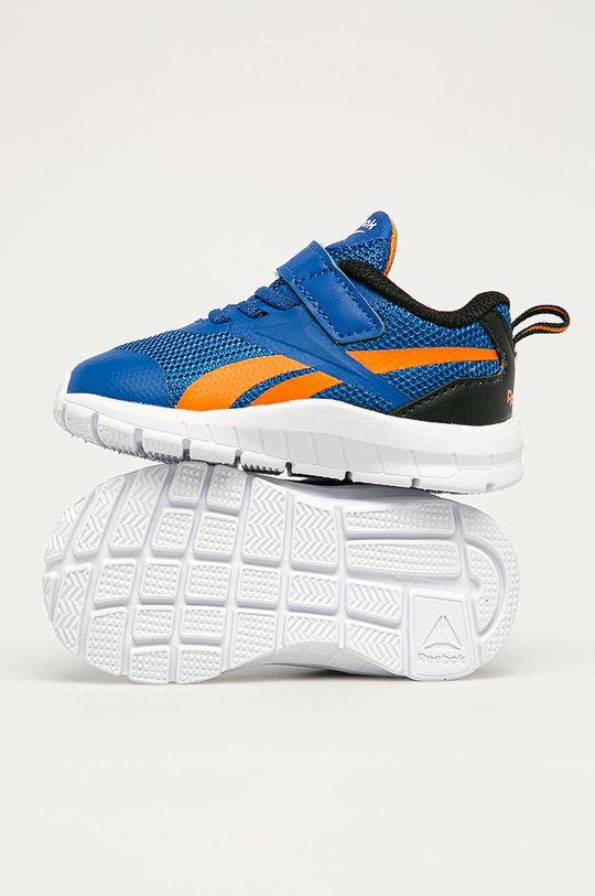 блакитний Reebok - Дитячі черевики Rush Runner 3.0 AL