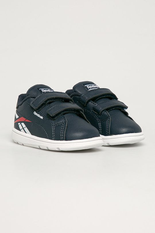 Reebok Classic - Detské topánky Royal Complete Cln 2 tmavomodrá