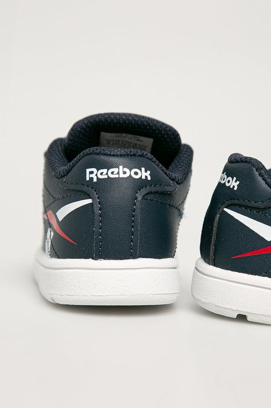 tmavomodrá Reebok Classic - Detské topánky Royal Complete Cln 2