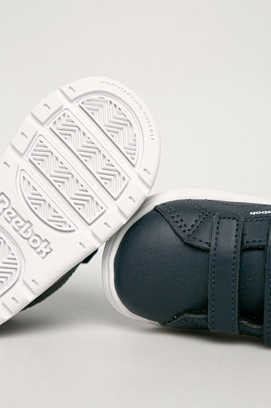 Reebok Classic - Detské topánky Royal Complete Cln 2 Chlapčenský