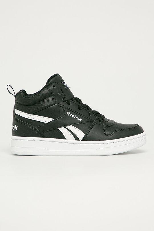 negru Reebok Classic - Pantofi copii Royal Prime Mid 2 De băieți