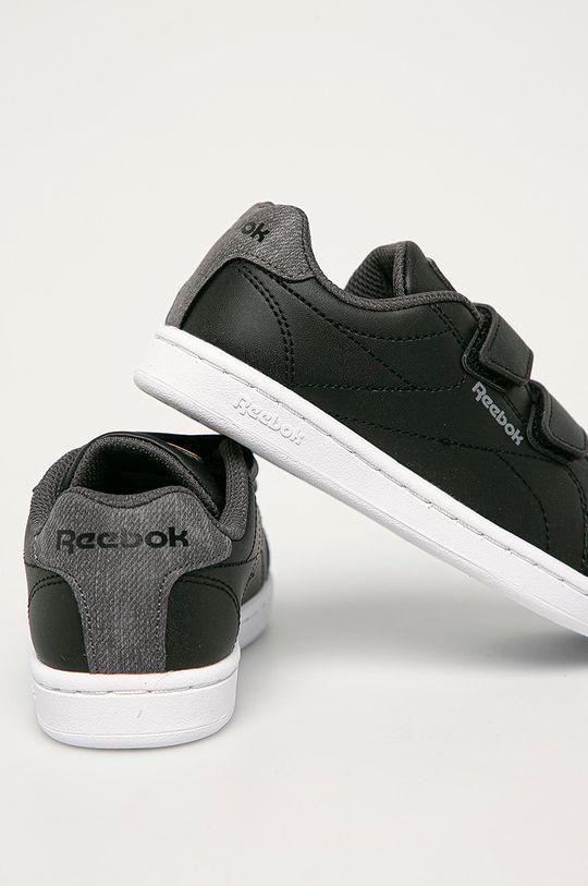 Reebok Classic - Dětské boty Royal Complete Cln 2V  Svršek: Umělá hmota Vnitřek: Textilní materiál Podrážka: Umělá hmota