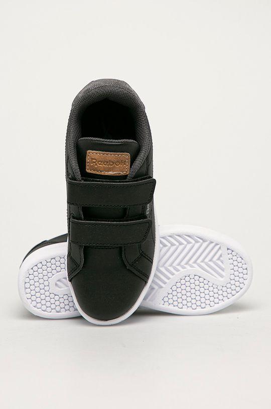 černá Reebok Classic - Dětské boty Royal Complete Cln 2V