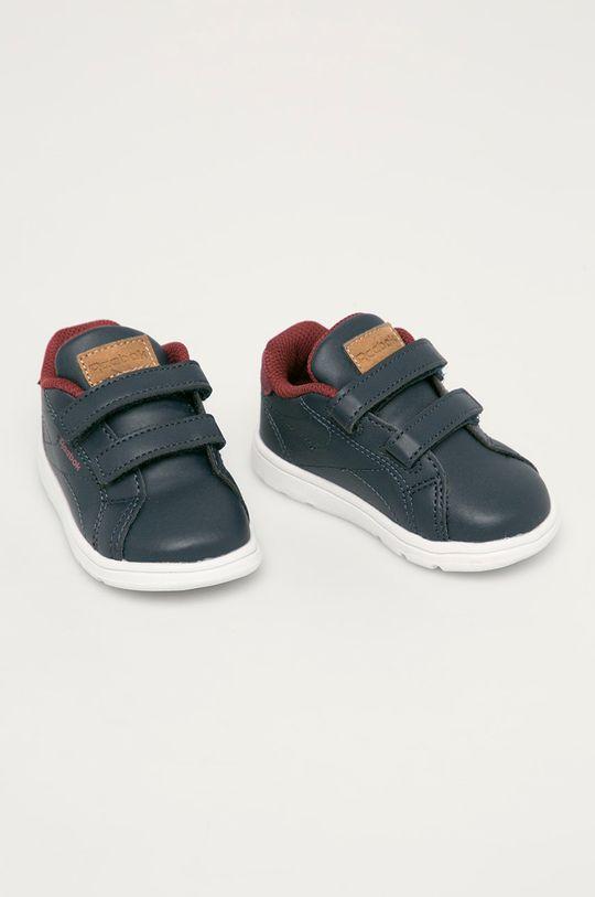 Reebok Classic - Detské topánky Royal Complete 2 tmavomodrá