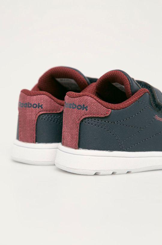 tmavomodrá Reebok Classic - Detské topánky Royal Complete 2