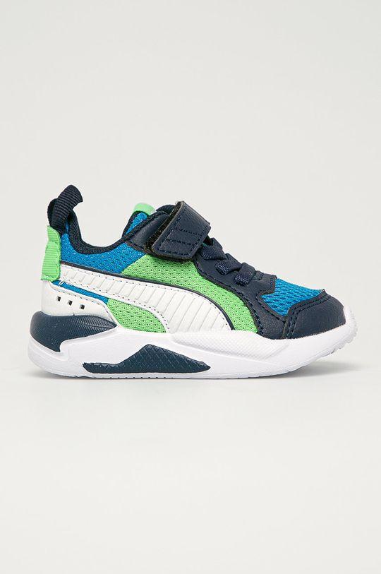 bleumarin Puma - Pantofi copii X-Ray AC Inf De băieți