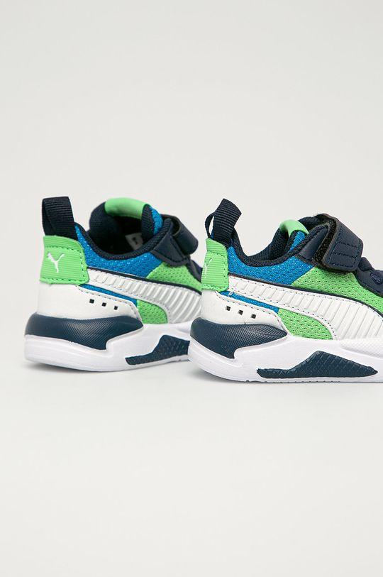 Puma - Dětské boty X-Ray AC Inf  Svršek: Umělá hmota, Textilní materiál Vnitřek: Textilní materiál Podrážka: Umělá hmota