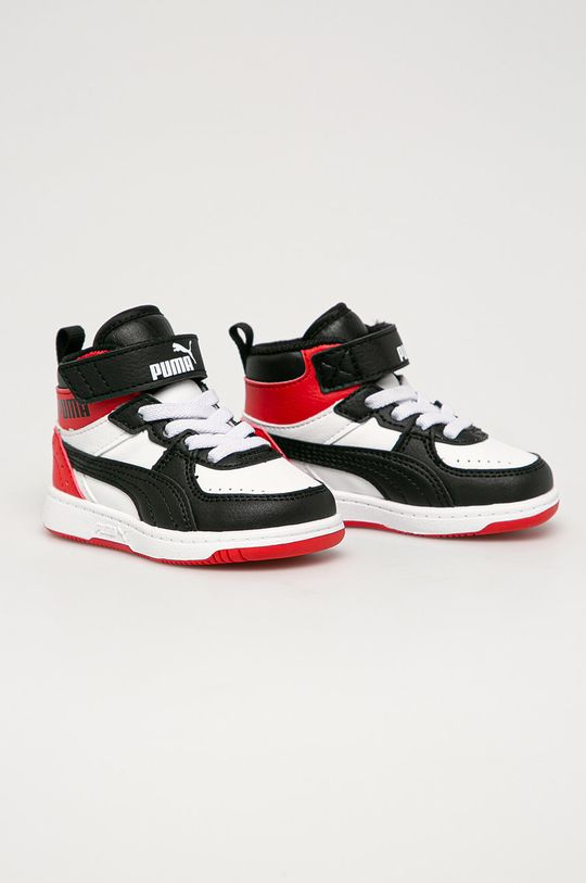 Puma - Detské topánky Rebound Joy AC čierna