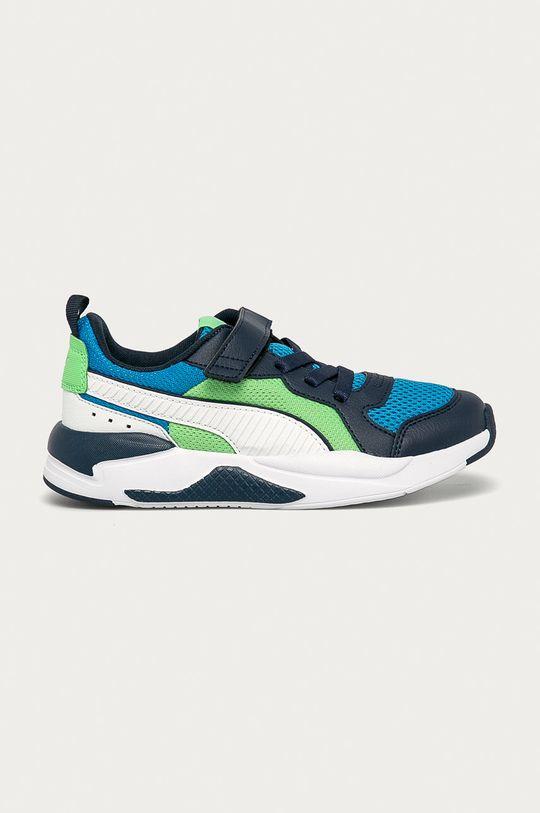 bleumarin Puma - Pantofi copii X-Ray AC PS De băieți