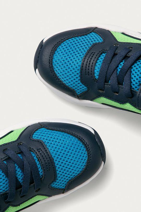 námořnická modř Puma - Dětské boty X-Ray AC PS