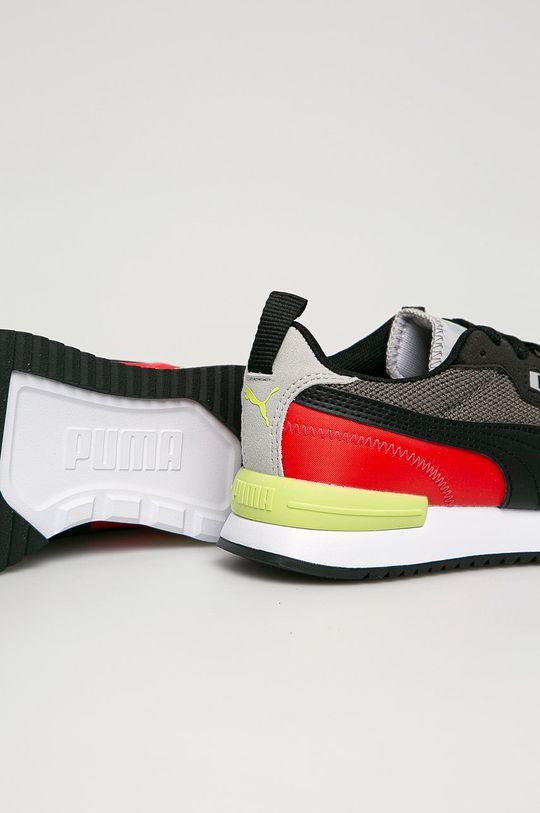 Puma - Dětské boty R78 Jr  Svršek: Umělá hmota, Textilní materiál Vnitřek: Textilní materiál Podrážka: Umělá hmota