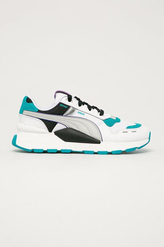 alb Puma - Pantofi copii RS 2.0 Futura De băieți