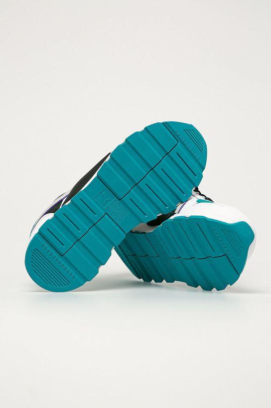 alb Puma - Pantofi copii RS 2.0 Futura