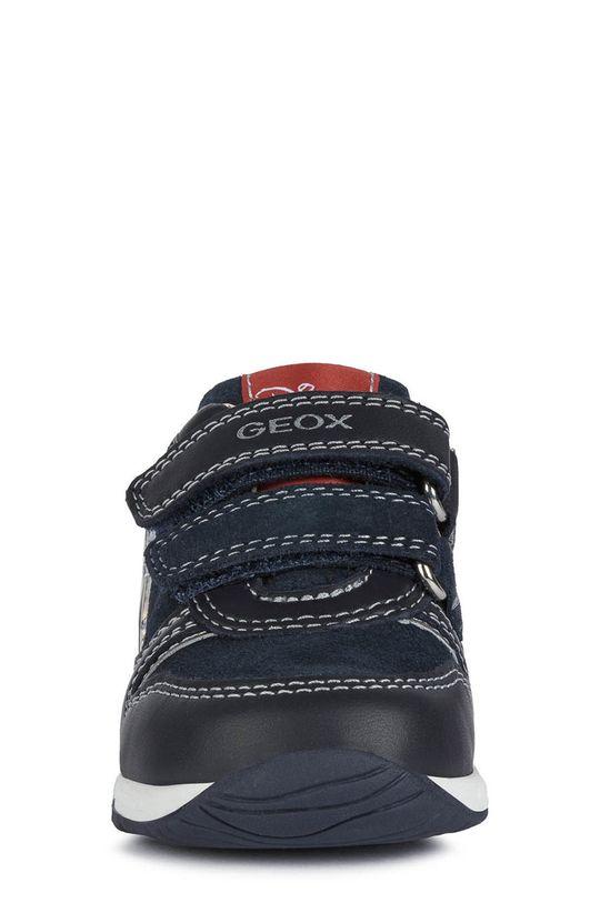 Geox - Detské topánky  Zvršok: Syntetická látka Vnútro: Syntetická látka, Textil Podrážka: Syntetická látka